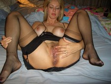 Horny wife after the..