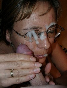 German wife getting a..
