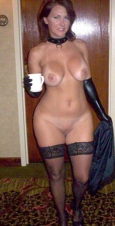 Hot Milf dressed up for..